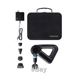 Theragun ELITE Black Massager Massage Thera Gun Portable Percussion Handheld