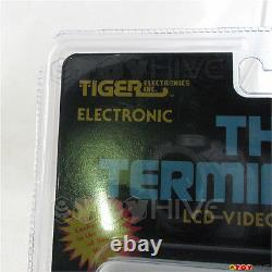 Tiger Electronics vintage sealed Terminator 1988 handheld LCD video game