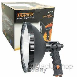Tracer Sport Light 210 800m Variable Handheld Hunting Lamp With Three Filters