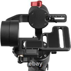 UK Zhiyun Crane M2 Gimbal 3-Axis Stabiliser Mirrorless Camera Smartphone GoPro
