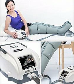 UNIX UAM-A8200 Air Circle Compression Leg Massager. (Pump + Leg Set)