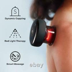 UPGRADED ACHEDAWAY SMART CUPPING THERAPY MASSAGER (FREE App & Attachments)