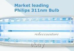 UVB Narrowband Hand Held Lamp Philips 311nm Light treatment Vitiligo Psoriasis