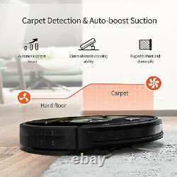 Ultenic D5s Alexa Robot Robotic Vacuum Cleaner Carpet Dry Wet Mopping 2nd Gen