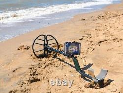 Underwater and land METAL DETECTOR QUASAR ARM Immersion. Water depth up to 10m