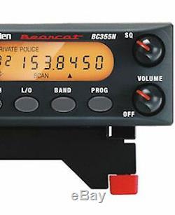 Uniden Bearcat BC355N Handheld Mobile Scanner with Backlit Display