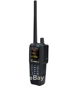 Uniden SDS100 True I/Q Handheld Digital Police Scanner Trunking SDR APCO P25 DMR