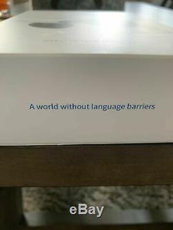 Waverly Labs Pilot Real-Time Language Ear Translator Translating Earpiece NEW