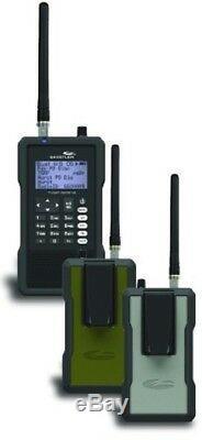 Whistler TRX-1 Digital/Analog Police Scanner Handheld DMR TRBO P25-PI/II EZ-Scan