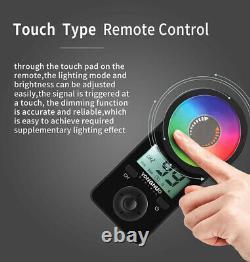 YONGNUO YN360 YN360III LED RGB Light Handheld Stick Remote Control 3200K-5500K