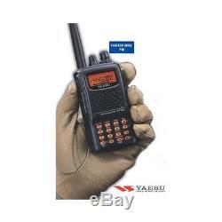 Yaesu FT-60R Dual Band Handheld Radio 5W VHF/UHF Authorized Yaesu USA Dealer