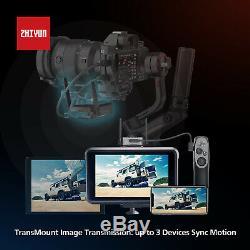 ZHIYUN WEEBILL S 3-Axis Gimbal Handheld Stabilizer Fr DSLR Mirrorless CameraNEW