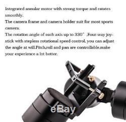 ZhiYun EVOLUTION EVO 3 Axis Handheld Gimbal Stabilizer for Action Camera