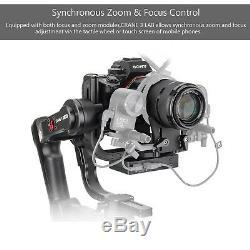 Zhiyun Crane 3 LAB Handheld Stabilizer for Sony Nikon Panasonic Canon DSLR