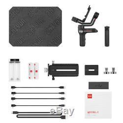 Zhiyun WEEBILL S 3-Axis Camera Handheld Gimbal Stabilizer for Canon Nikon Sony